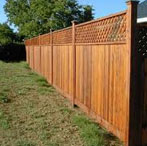 Fence Work